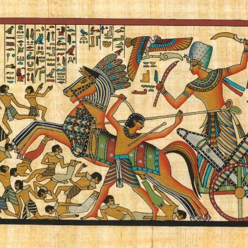 Geçmiş Zaman Olur Ki – Kadeş Savaşı